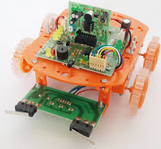 مشخصات فنی ربات آتش نشان